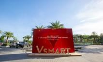 Lộ sân khấu hoàng tráng trước buổi ra mắt điện thoại Vsmart
