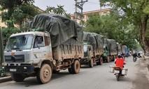 Bộ Công an phá chuyên án, thu giữ hơn 100 tấn hàng lậu