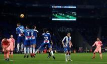 """Messi lập cú đúp, Barcelona đại thắng đội """"kỵ rơ"""" Espanyol"""