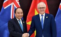 Việt Nam -  Úc: Tăng cường quan hệ ngoại giao, quốc phòng và thương mại