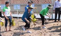Vinamilk trồng 100.000 cây xanh và tặng 66.000 ly sữa tại Cà Mau