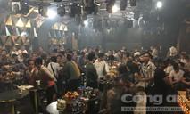 Đột kích quán bar nổi tiếng bậc nhất ở Sài Gòn