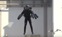 Áo giáp bay như Iron Man có giá gần nửa triệu USD