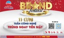 Brand Festival - Tháng vàng thương hiệu