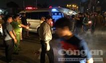 Hiện trường vụ tài xế ẩu đả khiến 2 người thương vong