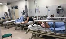 20 người trong gia đình ở Sài Gòn nhập viện sau bữa tiệc tất niên