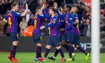 Messi ấn định tỷ số, Barcelona giành vé đi tiếp tại cúp Nhà vua