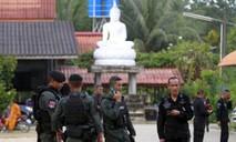 Tấn công khủng bố ngôi đền ở Thái Lan, hai nhà sư thiệt mạng