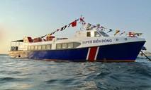 Tàu cao tốc đâm chìm tàu cá, 3 ngư dân rơi xuống biển