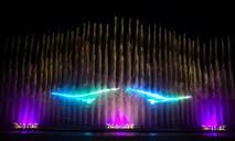 Nhạc nước, 3D mapping ở Vinpearl Land: Phong vị mới cho ngày Tết