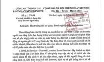 Công an tỉnh Gia Lai: Văn bản cảnh báo điện thoại Huawei trên mạng là giả