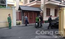Khám xét hai nhà hai ông Nguyễn Bắc Son và Trương Minh Tuấn