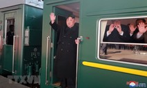 Triều Tiên xác nhận ông Kim đã lên đường đến Hà Nội