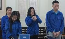 Hai nữ quái lãnh án tử vì buôn ma túy từ Sài Gòn ra Hải Phòng