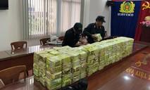 Đánh sập đường dây buôn khoảng 300kg ma túy xuyên quốc gia