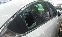 """Chiêu """"độc"""" của cặp đôi đập kính 9 ôtô trộm tài sản"""