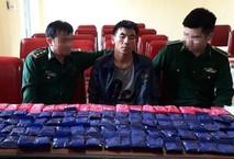 Thêm 20 ngàn viên ma túy từ Tam giác vàng về bị bắt giữ