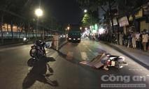 Đi đám cưới về gần tới nhà, người phụ nữ bị xe rác cán tử vong