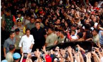 Kết quả kiểm phiếu sơ bộ: Tổng thống Indonesia chiến thắng