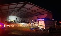 Sập tường nhà thờ ở Nam Phi, 13 người chết