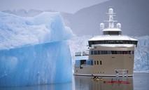 Du thuyền phá băng tư nhân, đẳng cấp tột cùng của sự giàu sang