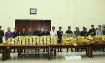 """Khen thưởng Công an Hà Tĩnh bắt vụ 640kg ma túy """"đá"""" và 100 bánh heroin"""