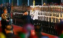 Đoàn tàu chở ông Kim Jong Un đến Nga, chuẩn bị gặp Putin
