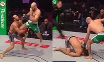 Clip võ sĩ bị hạ chỉ trong 10 giây, nhanh kỷ lục