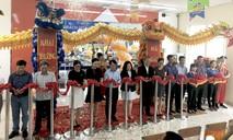 Khai trương cửa hàng Co.op Smile tại KTX Đại học Quốc Gia
