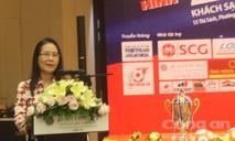 BLV Quang Huy mang hơi thở bóng đá đến với trẻ em tại Bà Rịa - Vũng Tàu