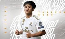 """Xem """"Messi Nhật Bản"""" đi bóng trong trận đầu ra mắt Real Madrid"""
