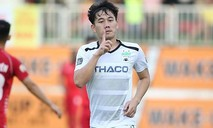 Clip Minh Vương lập hat-trick, HAGL đại thắng