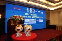 Khởi động giải thưởng Quả bóng vàng Việt Nam 2020