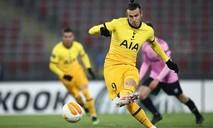 Tottenham hòa ở phút cuối, giành vé vào vòng 1/16 Europa League