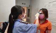 Siêu thị khẩn trương phòng dịch
