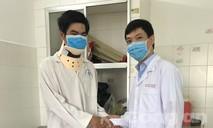 Bệnh viện đầu tiên ở ĐBSCL thay đĩa đệm nhân tạo đốt sống cổ