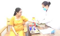 Xét nghiệm gen miễn phí cho thai phụ có hoàn cảnh khó khăn