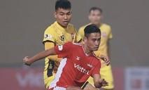 Clip đương kim vô địch Viettel thua trận ra quân V-League 2021