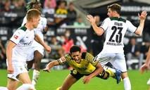 Vắng Haaland, Dortmund thua sốc