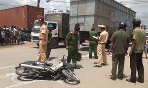 Công an Q.4 tìm nhân chứng trong 3 vụ tai nạn giao thông