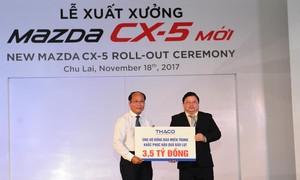THACO xuất xưởng xe Mazda CX-5