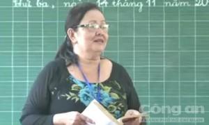 Cô giáo hơn 30 năm 'gắn bó' với vùng đất ngập mặn Cần Giờ