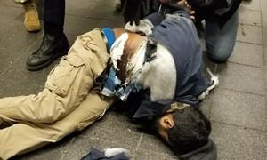 Nổ lớn gần quảng trường Thời Đại, New York nghi khủng bố
