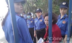 Cục trưởng cục Thi hành án tỉnh Long An ra văn bản cấm trả lời báo chí