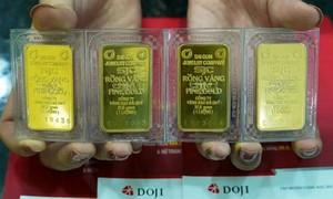 Giá vàng hôm nay 29-3: Vàng chao đảo liên tiếp, dân buôn lo ngại