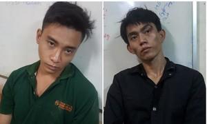 Hai tên cướp đâm trọng thương nhân viên bảo vệ ở Sài Gòn