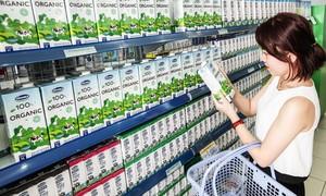 Vinamilk là công ty sản xuất hàng tiêu dùng duy nhất của Việt Nam lọt vào danh sách 2000 công ty niêm yết lớn nhất toàn cầu