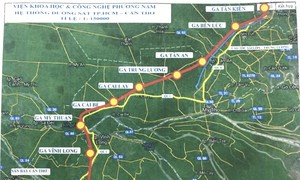 5 tỷ USD cho tuyến đường sắt từ TP.HCM về Cần Thơ