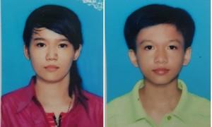 Hai cháu bé mất tích bí ẩn giữa Sài Gòn