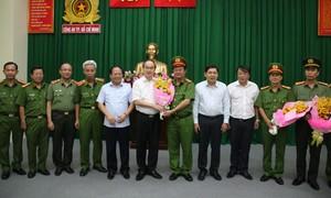 Bí thư Thành ủy Nguyễn Thiện Nhân:  Chiến công này làm nức lòng hơn 10 triệu người dân thành phố và cả nước